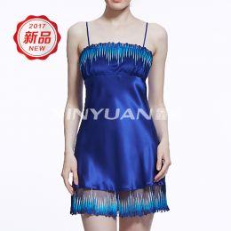HD7018高档亚博体育app手机版吊带裙