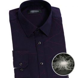 EC1301-1305 精品男长袖鹅绒衬衫