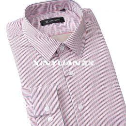 精品亚博体育app手机版棉男长袖衬衫(加丝绵夹层)SMC9002-SMC9003