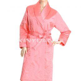HD8039 高档女式亚博体育app手机版棉睡袍