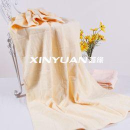H4653 蚕丝浴巾