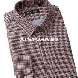 亚博体育app手机版羊绒混纺男长袖衬衫(加蚕丝绒里衬)SYC8001-SYC8005