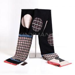 HB24638* 亚博体育app手机版拉绒大围巾