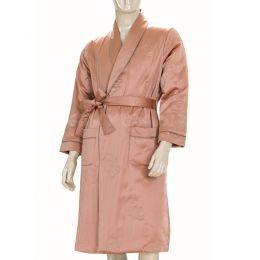 HD9065 高档亚博体育app手机版男式棉睡袍