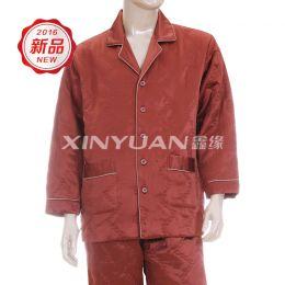 XYS2515 高档男式亚博体育app手机版棉睡衣套