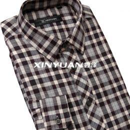 高档男士长袖衬衫(加丝绵夹层)SYC3001-SYC3020