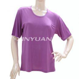 J5403 女亚博体育app手机版文化衫