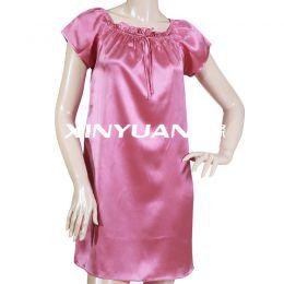 XYS7248 印花娃娃裙