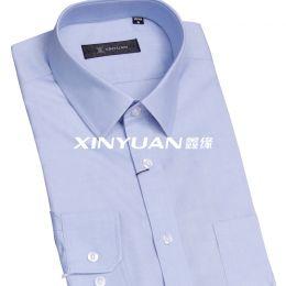 高档男士长袖衬衫 QMC0003