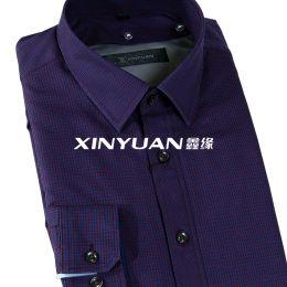 QMC0901-QMC0908 精品男士长袖衬衫(加丝绵夹层)