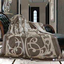 BSC2023  蚕丝绒毯