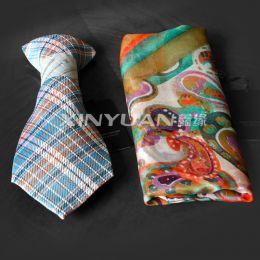 H4505 精品亚博体育app手机版领带绸巾套件