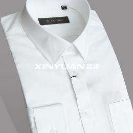高档男长袖白衬衫 MC0002